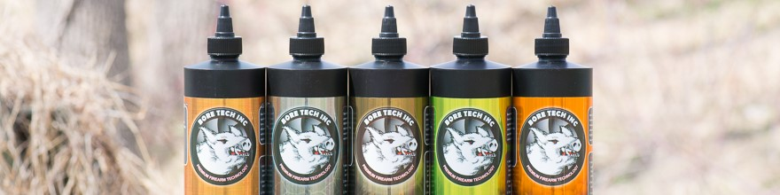 Bore Tech Eliminator and Other Gun Cleaners, Bore Cleaners