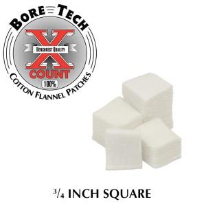 Square Bore Patches - Shop Cotton Gun Cleaning Patches Online