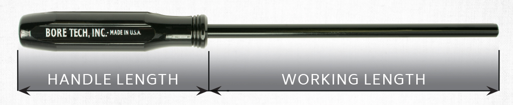 Shotgun cleaning rod