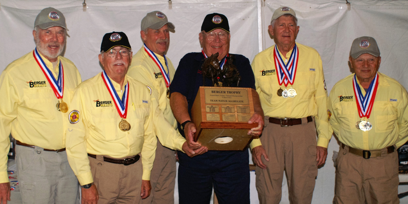 Team Berger Wins 2016 NRA F Class Long Range Championship